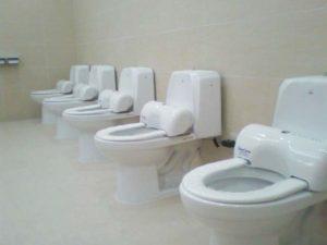 saiba como fazer a higiene do banheiro